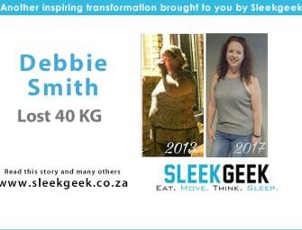 Debbie Loses 40kg & Gets Her Life Back!
