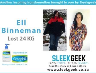 Ell Loses 24kg By Deciding Enough is Enough!