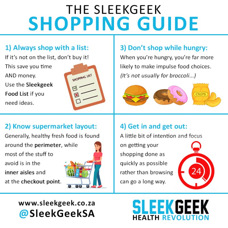 Sleekgeek Shopping Guide