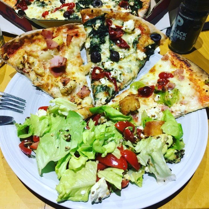 Eric's Pizza and Salad