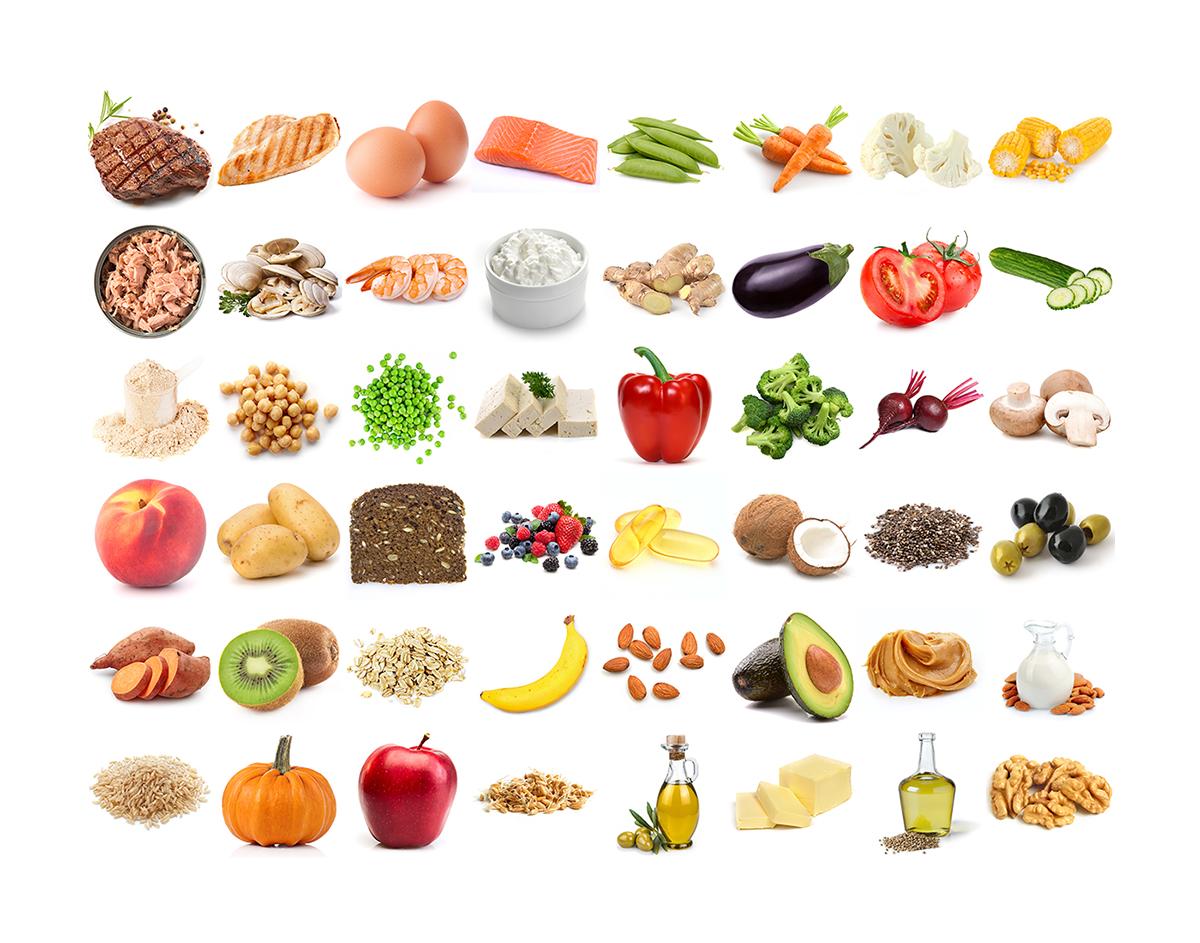 Healthy Food And Unhealthy Food List