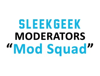The Sleekgeek Mod Squad!
