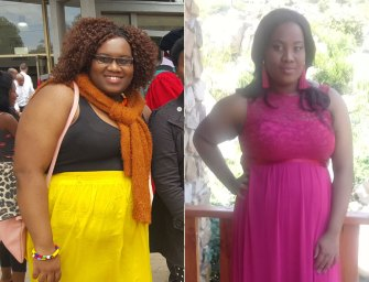 Nonhlanhla Ndlovu sheds 32kgs and fixes her thyroid