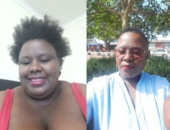 Zikona Cebisa loses 35kgs and loves her new body