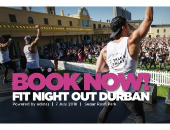 Win tickets to Durban Fit Night Out + Sleekgeek Discount