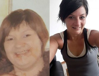 Tanya Kirstein overcame a tough start to life and lost 33kgs