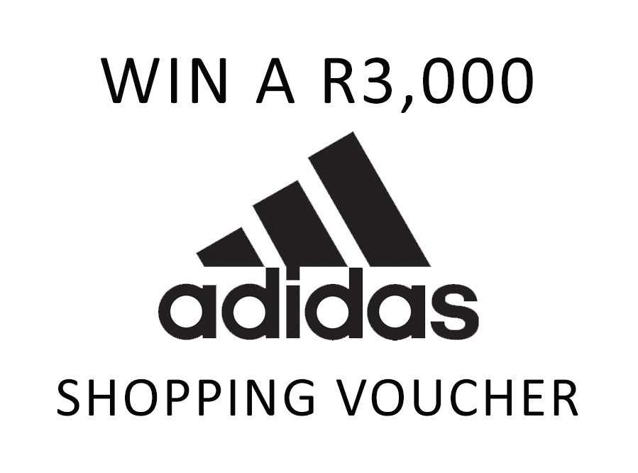 Win a R3000 adidas shopping voucher