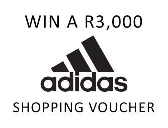 Win a R3,000 adidas shopping spree in JHB