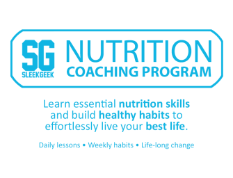 Sleekgeek Nutrition Coaching Group Start – August 2018