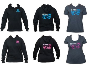 Be Your Own Hero with Sleekgeek's Hoodies and T-Shirts