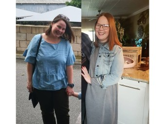 QA: Charnelle loses 24kg in 109 days!