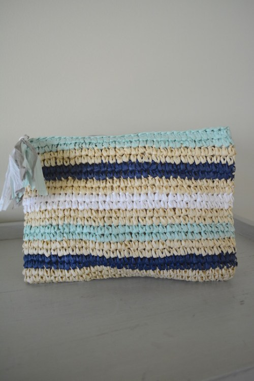 Straw Clutch, Straw Purse, Clutch Purse, Summer Purse, Jute Clutch, Jute Purse