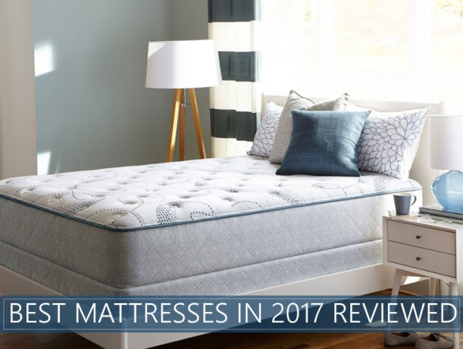 Our 9 Best Rated Mattress Choices For 2017 Featured Image