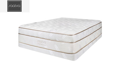 The 7 Best Soft Mattresses Available in 2018   Reviews and Ratings Saatva product image