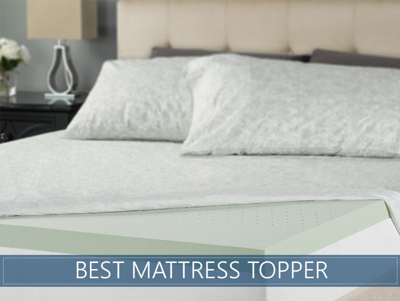 Best Mattress Topper Reviews For 2018   The Complete Buyer s Guide top rated mattress toppers reviewed