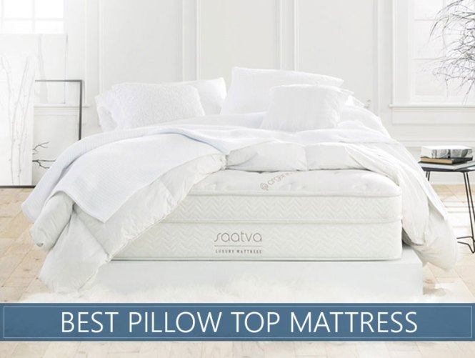Top Rated Pillow Beds