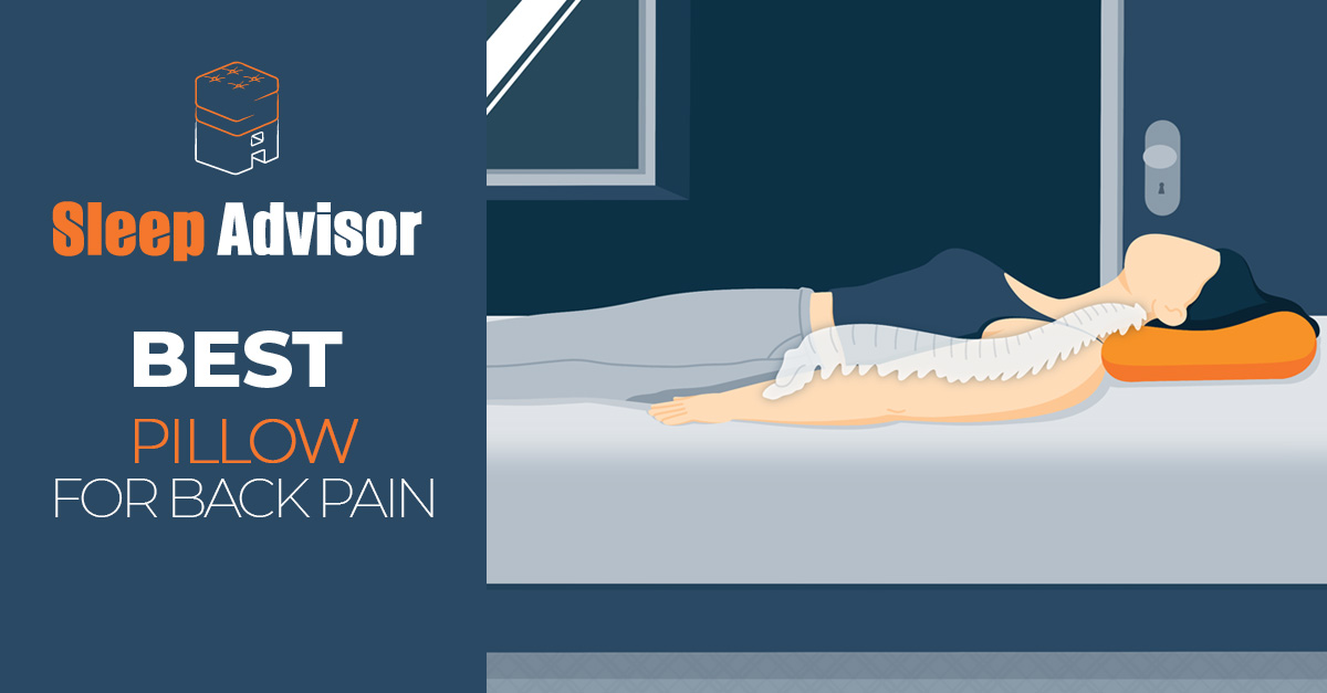 5 best pillows for back pain in 2021