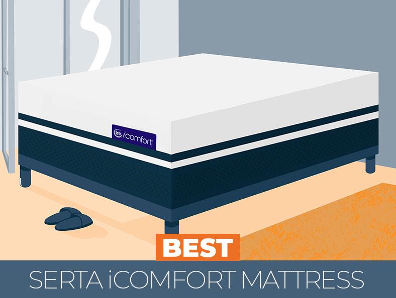 best serta icomfort mattress reviews