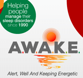 AWAKE A.W.A.K.E. Facebook digital alert well and keeping energetic sleep health support group online ASAA American Sleep Apnea Association
