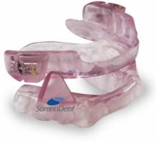 somnodent sleep apnea mouth guard device 2