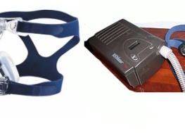 cpap and mask