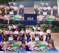 ASA Proud to support SCAW Sleeping Children in India