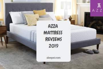 AZZA MATTRESS REVIEW 2019