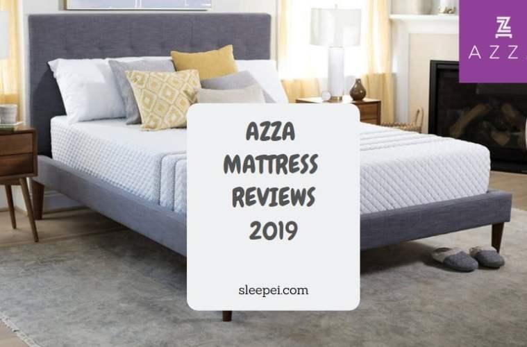AZZA MATTRESS REVIEW 2019