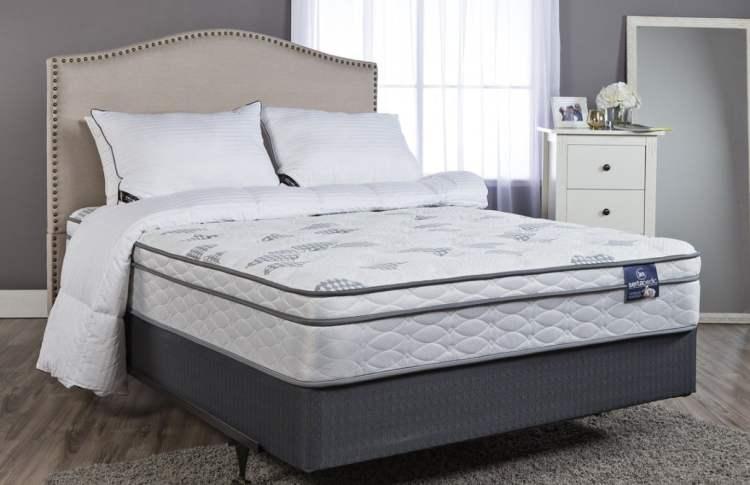 Sleep Cool flexible bed