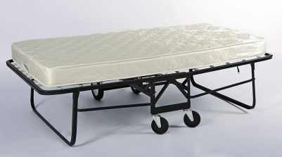 Hospitality Bed Tufted Premium Innerspring Mattress