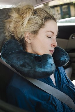 AirComfy Daydreamer Inflatable Neck Travel Pillow