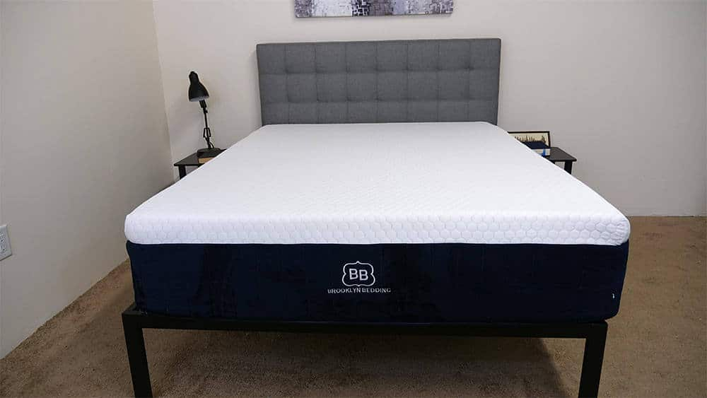 Brooklyn bedding edge support Aurora mattress