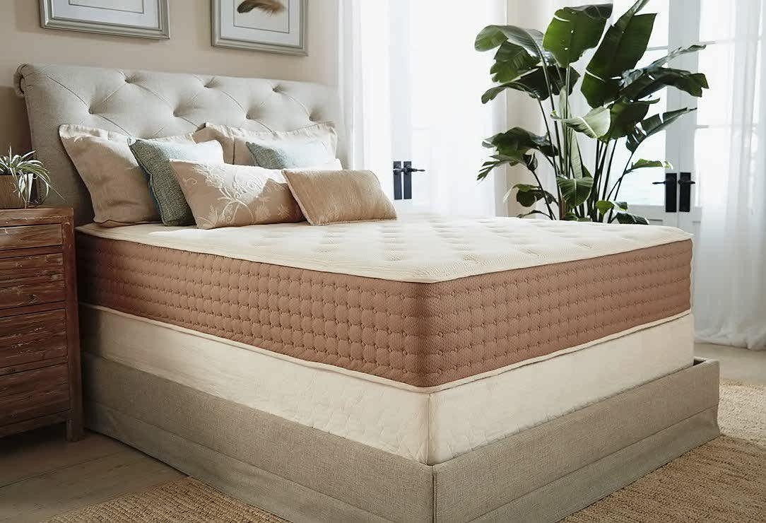 Eco Terra stretch cotton cover Mattress