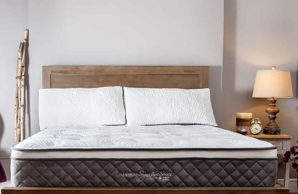Nest Bedding Cooling copper infused memory foam mattress