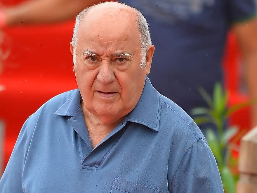 Amancio Ortega is the wealthiest retailer and one of the richest men in Europe