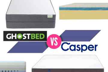 Casper VS Ghostbed