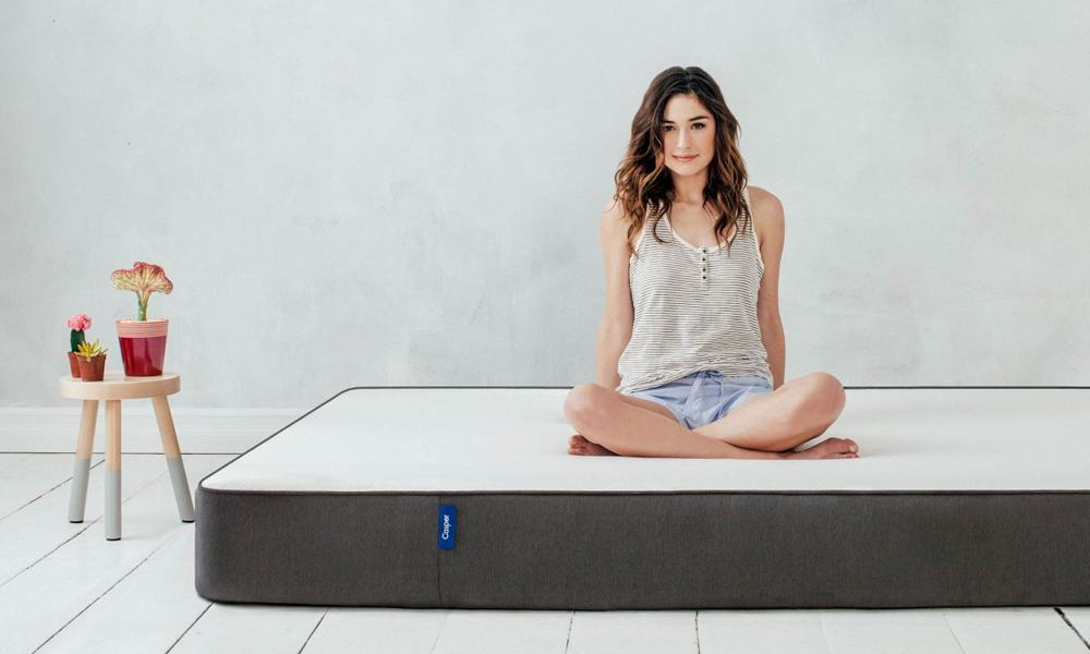 Casper side and back sleepers Mattress