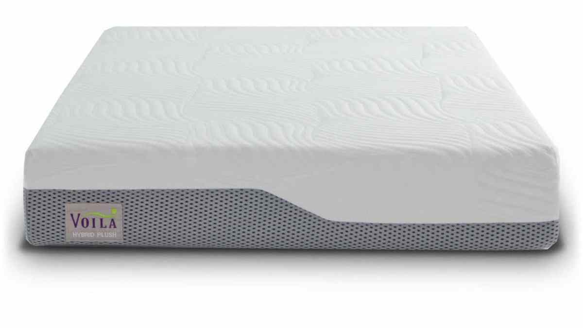 Voila smooth and breathable cover mattress