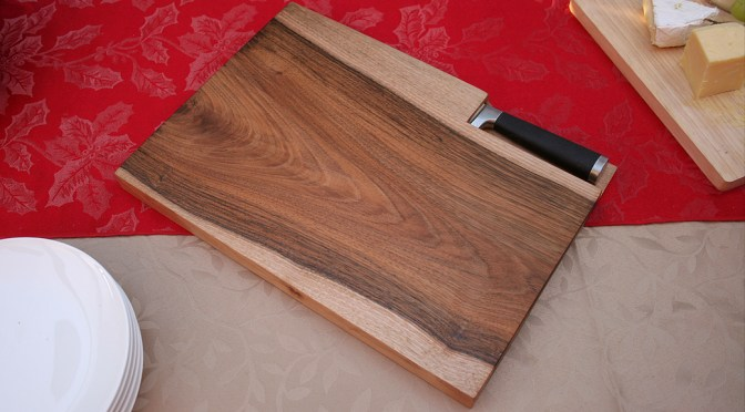 Mum's Bread Board