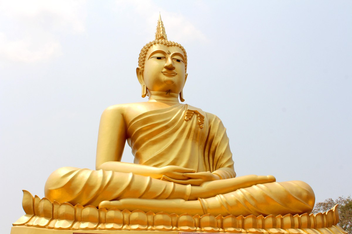 The Golden Buddha In Each of Us