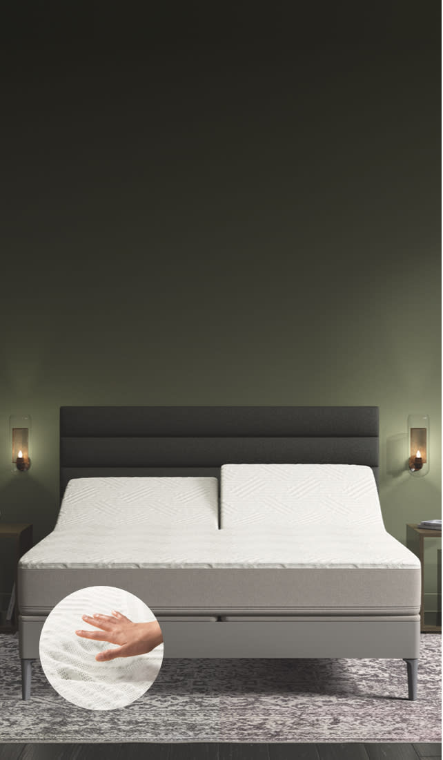 adjustable and smart beds bedding and