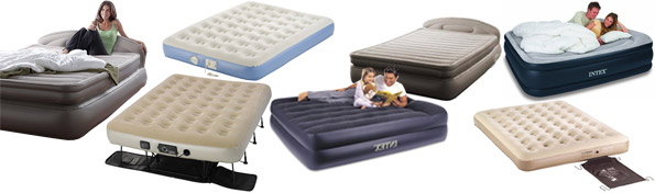 Air Bed Comparison