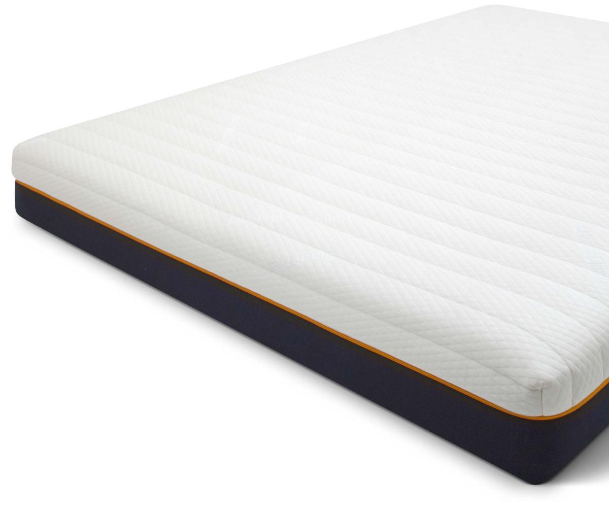Sleeppando materasso memory ortopedico vista laterale