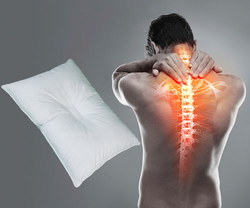 best pillows for back pain relief