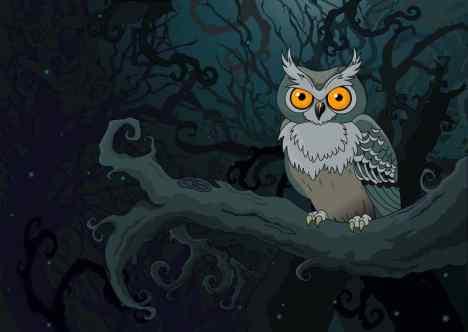 Resultado de imagen de owl night brain