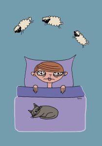 Tips For Sleeping With Insomnia Sleepwell Mattress