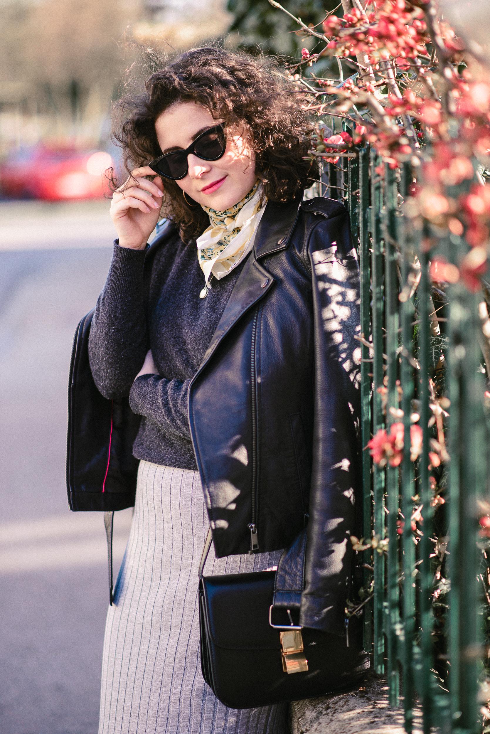 Inspiration : Idée de tenue pour la transition hiver-printemps - Sleepy Kate