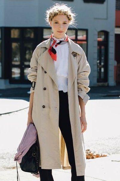 Comment porter le trench avec style et sans faire vieillot? Retrouvez dans mon article des idées de tenues ainsi qu'une revue du Mac Coat de Everlane