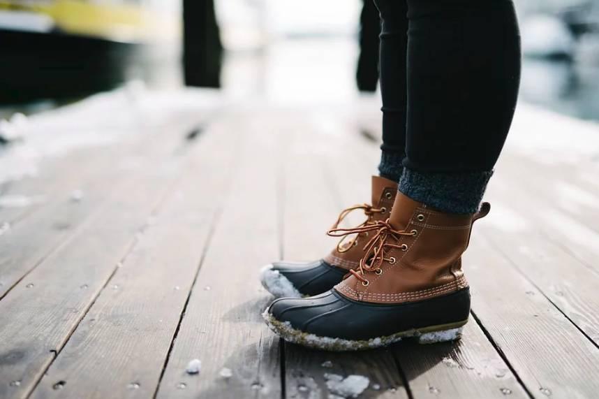 Kvalitní boty na zimu
