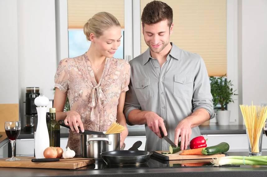 Zapojte do vaření celou rodinu